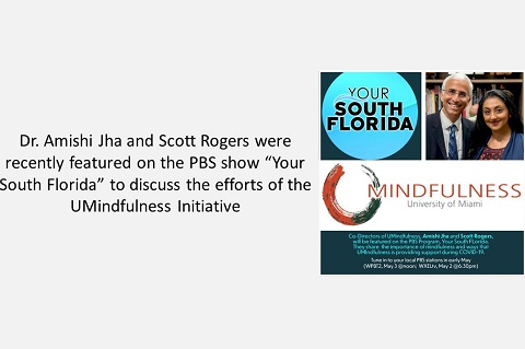 Umindfulness College Of Arts And Sciences University Of Miami